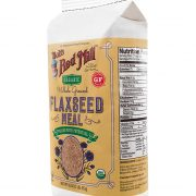 Organic Golden Flaxseed Meal ( 453 gr ) - BRM 3