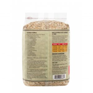 Organic Old Fashioned Rolled Oats ( 907 gr ) - BRM 2