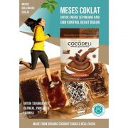 Meises Coklat Gula Merah Organik ( Chocolate ) 90gr - Cocodeli 3