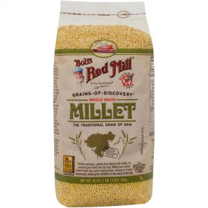 Millet Whole Grain 793 g - Bob Red Mill 1