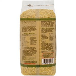 Millet Whole Grain 793 g - Bob Red Mill 2