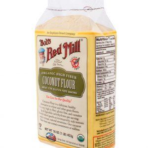Organic Coconut Flour Tepung Kelapa 453 g - Bob Red Mill 2