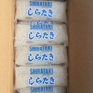 Nasi Shirataki Tsubu Ketogenic Diet Keto 1 Dus 25 x 200 gr 1