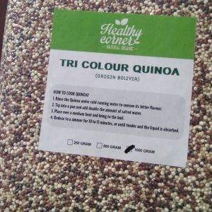 Quinoa Tri Colour (500 gr) - Healthy Corner