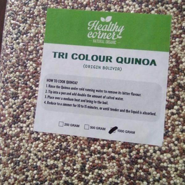 Quinoa Tri Colour (500 gr) - Healthy Corner