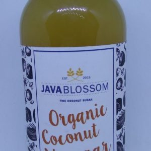 Organic Coconut Vinegar Cuka 250 mL - Java Blossom 1
