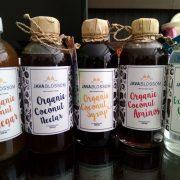 Organic Coconut Vinegar Cuka 250 mL - Java Blossom 2