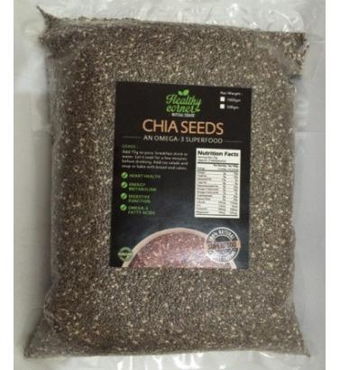 Healthy Corner - Natural Chia Seeds - Promo
