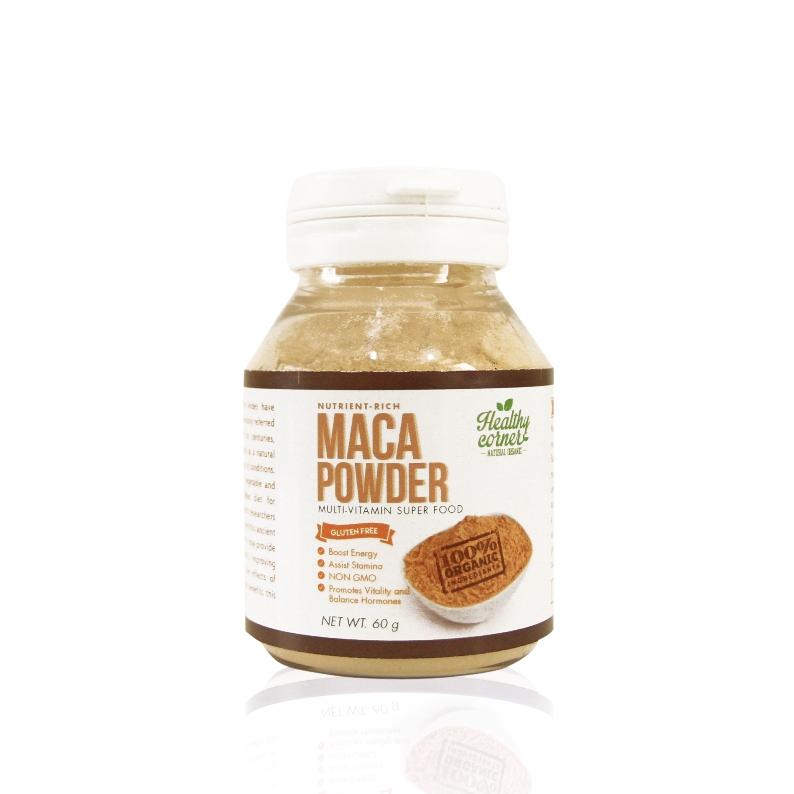 Organic Maca Powder 60 Gr Jual Makanan Diet Sehat