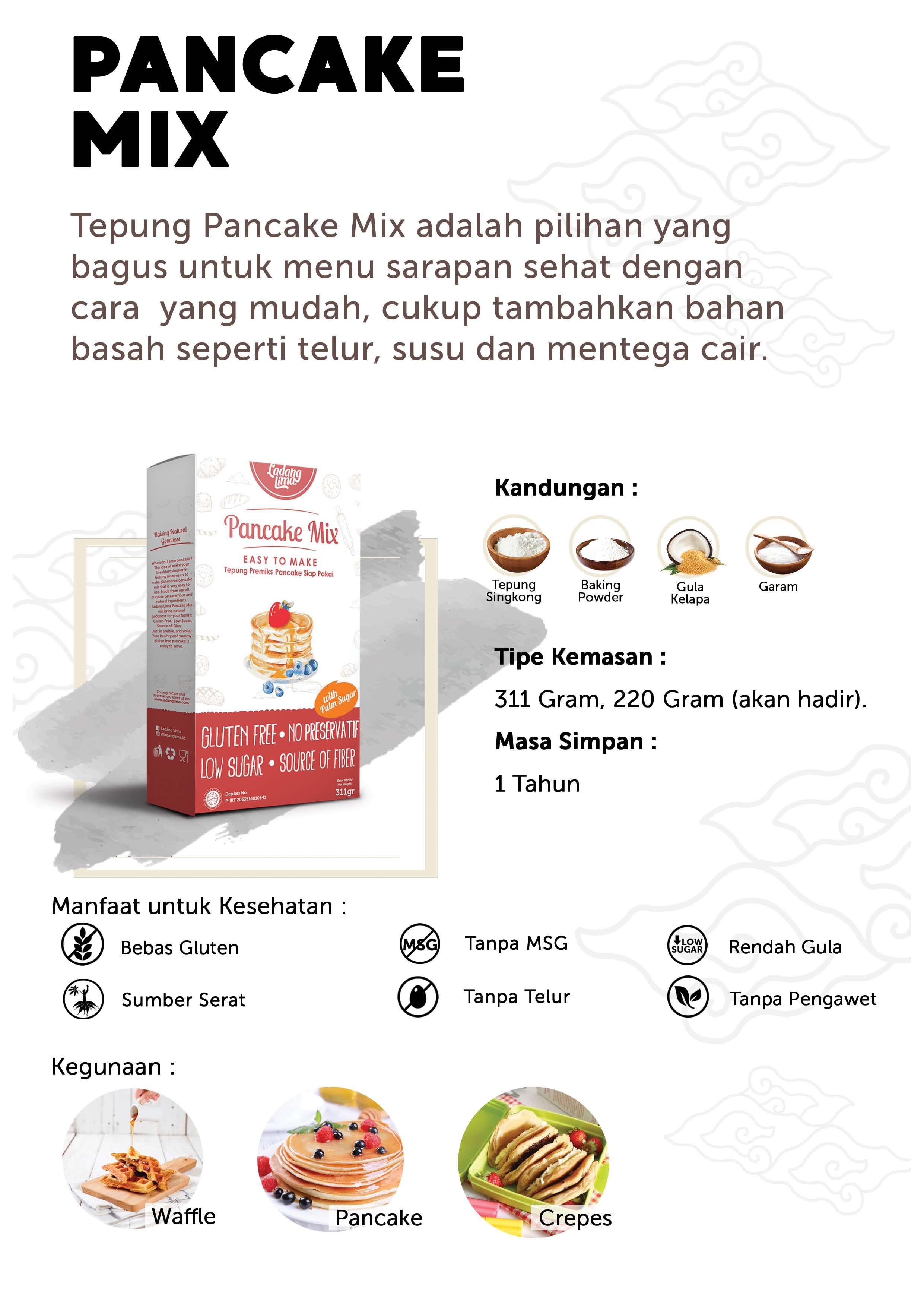 Pancake ...
